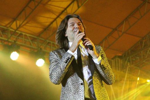 Concert, Singer, Dmitry Malikov, Music, Knot