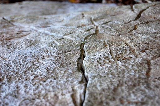 Rock, Cracked, Crack, Fracture, Weathered, Stone