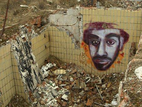 Crash, Company, The Wine Cellar, Demolition, Graffiti