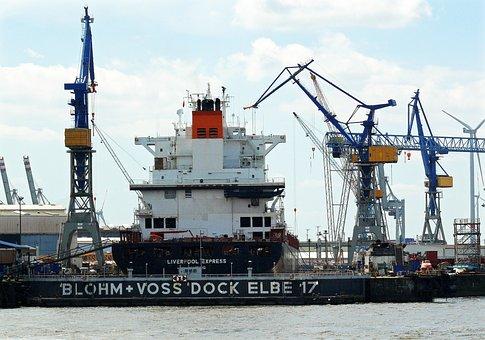 Dry Dock, Same 17, Blohm Voss