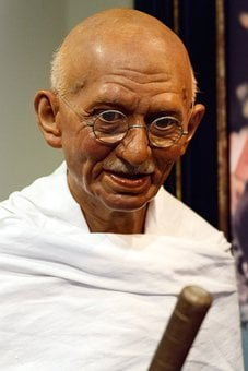 Patriot, Old, Figure, Government, Symbol, Peace, India