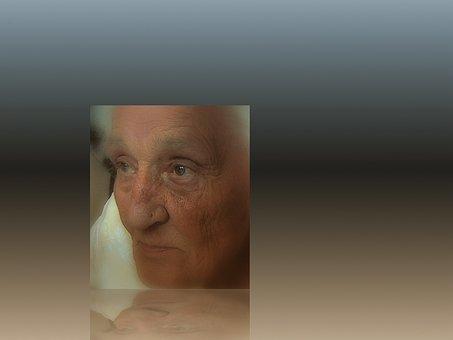 Forgetfulness, Civilian Service, Care, Dementia, Woman