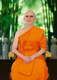 Phrathepyanmahamuni, Buddhist, Top, Leader, Wat