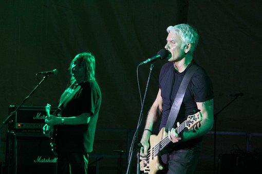Concert, Marshall, Knot, Novorossiysk, Music, Guitar