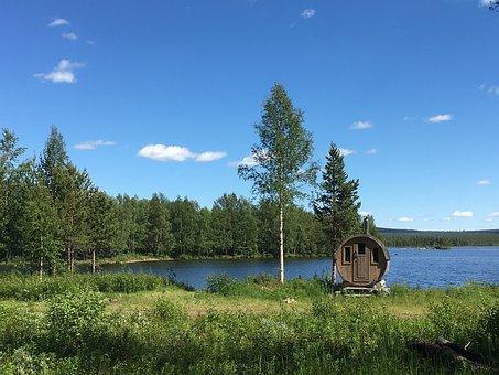 Sweden, Midsommar, Nature, Midsummer, Swedish, Holiday