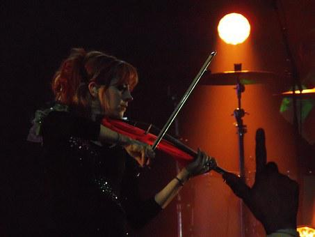 Lindsey Stirling, Talented, Techno, Music, Dancing