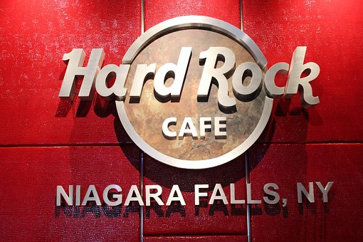 Hard Rock Café, Usa, Erie Lake, Niagara