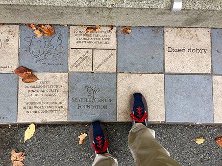 Shoes, Feet, People, Quote, Pavement, Foot, Lifestyle