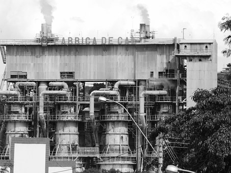 Industry, Company, Smoke, Pollution, Global Warming