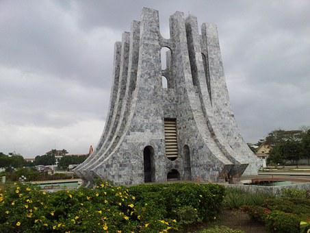 Kwame Nkrumah, Memorial Park, Accra, Ghana, President