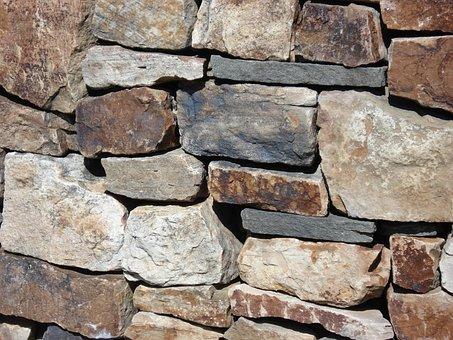 Stones, Walls, Surfaces, Hard, Rough, Rocks, Rocky