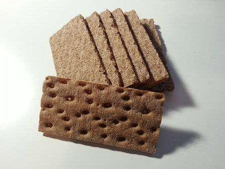 Crispbread, Rye, Bread, Swedish, Finnish, Scandinavian