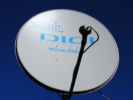 Satellite, Dish, Technology, Antenna, Communication
