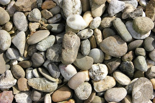 Stones, Outdoor, Nature, Rock, Background, Texture