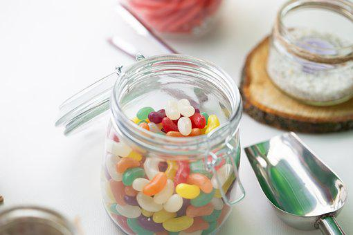 Candy, Sugar, Sweet, Colorful, Food, Dessert, Snack