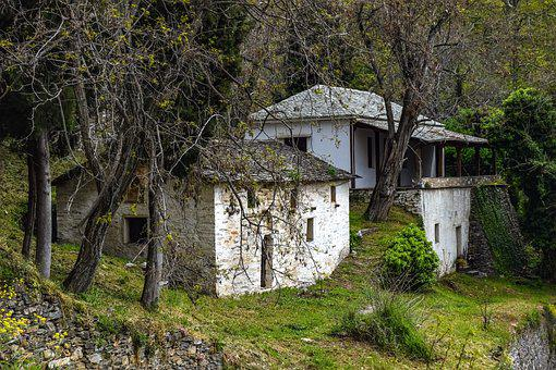 House, Cottage, Architecture, Old, Country, Rural