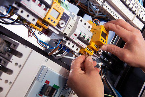 Electric, Wiring, Elektrik, Wire, Cable, Workers
