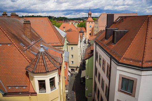 Regensburg, Historic Center, Unesco World Heritage