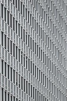 Facade, Skyscraper, Architecture, Building, Modern