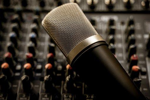 Mixer, Dj, Controller, Buttons, Sound Studio, Music