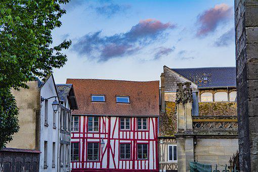 Louviers, France, Europe, Travel, Normandy, Heritage