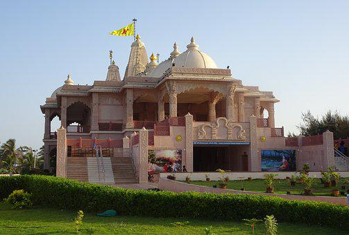 Temple, Rama, Sriram, Hinduism, Architecture, Religion