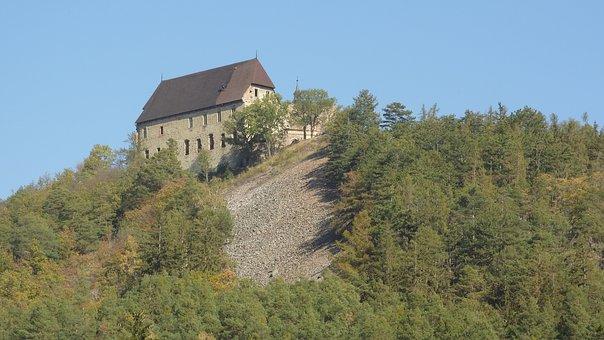 Tocnik, Castle, Medieval Castle, Ruins, Castle Ruins