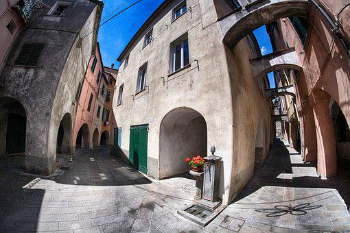 Varese Ligure, Liguria, Italy, Tourism, Landscape, City