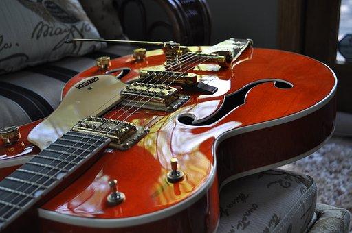 Music, Guitar, Musician, Guitarist, Band, Concert