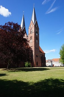Church, Neuruppin, Monastery Church Of St Trinity