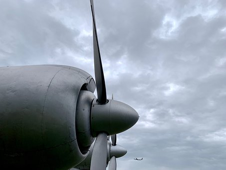 Propeller, Aircraft, Aviation, Sky, Propeller Plane