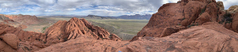 Las Vegas, Red Rock, Landscape, Desert, Rock