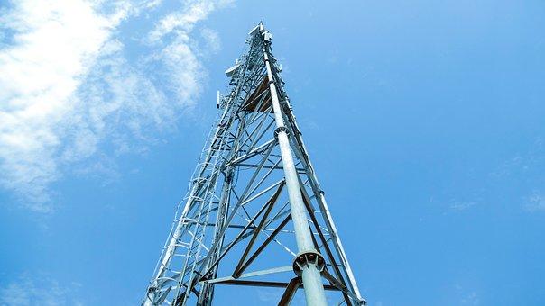 Mobil Tower, Communication, Transmitter, Broadcast