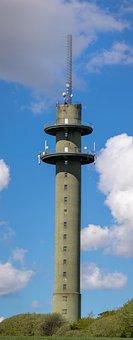 Sendemast, Tv Tower, Antenna, Building, Landmark