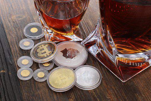 Good Morning, Coins, Bitcoin, Cognac