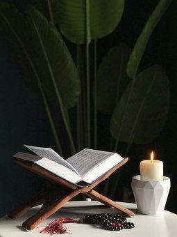 Ramadan, Quran, Candle, Islam, Islamic, Holy, Pray