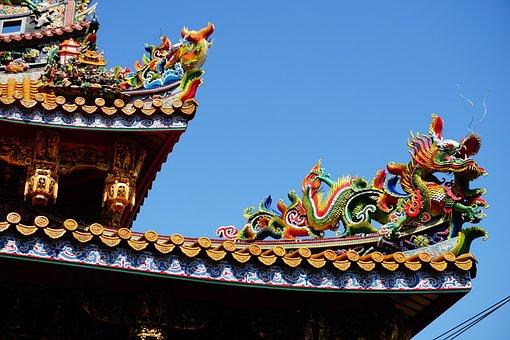 Japan, Chinatown, Yokohama, Japanese, Culture, Asia