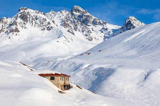 Kaçkar, Mountain, Kaçkars, Plateaus, Landscape, High