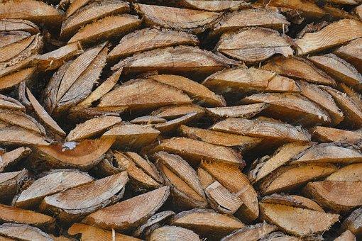 Wood, Holzstapel, Firewood, Growing Stock, Stock