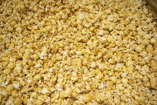 Popcorn, Gourmet, Food, Snack