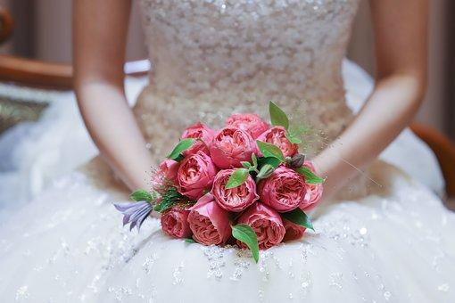 Marriage, Priest, Wedding Ceremony, Romantic, Love