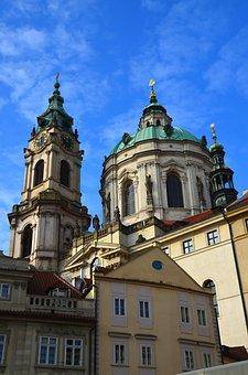 St, Nicholas Church, Nicholas Cathedral, Lesser Town