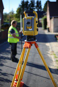 Surveying, Geodesy, Equipment, Instrument