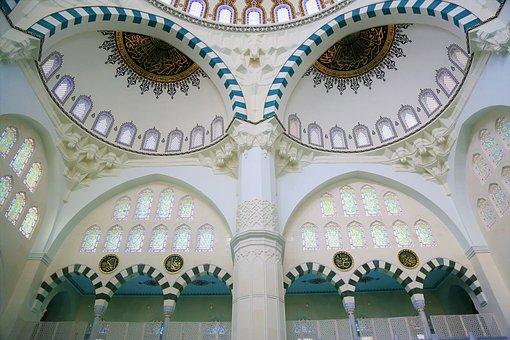 Cami, Architecture, Islam, Travel, Religion, City, Dome