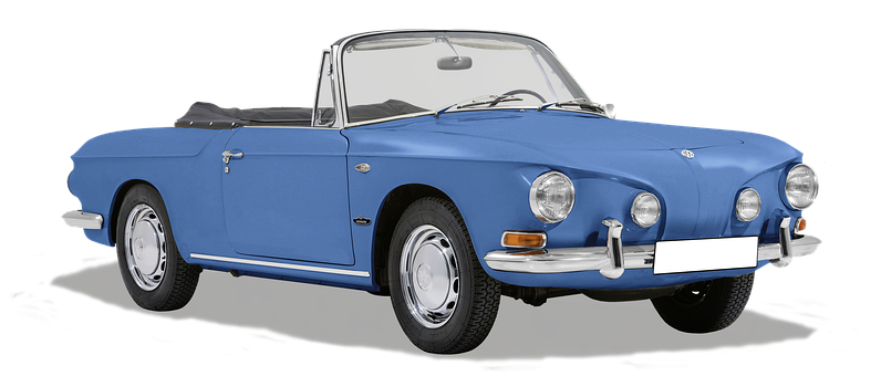Karmann Ghia, Type 14, 1500 Cc, 45 Hp, 1961
