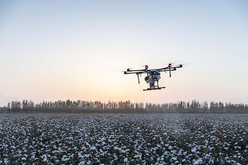 Dji, Dji Agriculture, Agras, Agriculture, Farming
