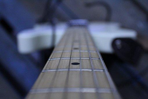 Guitar, Music, Guitarist, Musician, Instrument