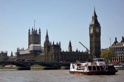 Houses Of Parliament, Big Ben, London, Westminster