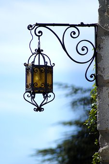 Street Lamp, Lantern, Historic Street Lighting