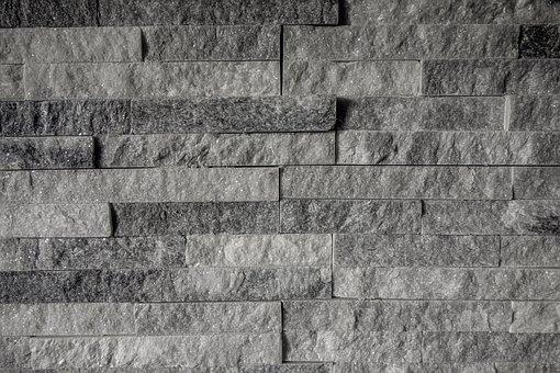 Pattern, Texture, Grey, Brick, Wall, Model, Decorative